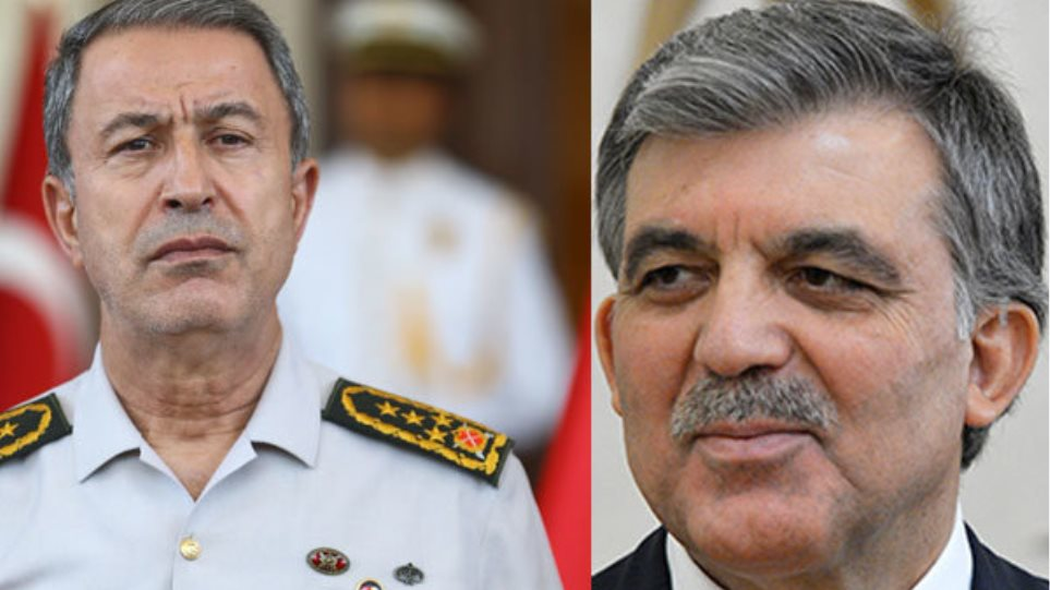 Hürriyet: Ο Ερντογάν έστειλε τον αρχηγό του στρατού να «πείσει» τον Γκιουλ να μην είναι υποψήφιος