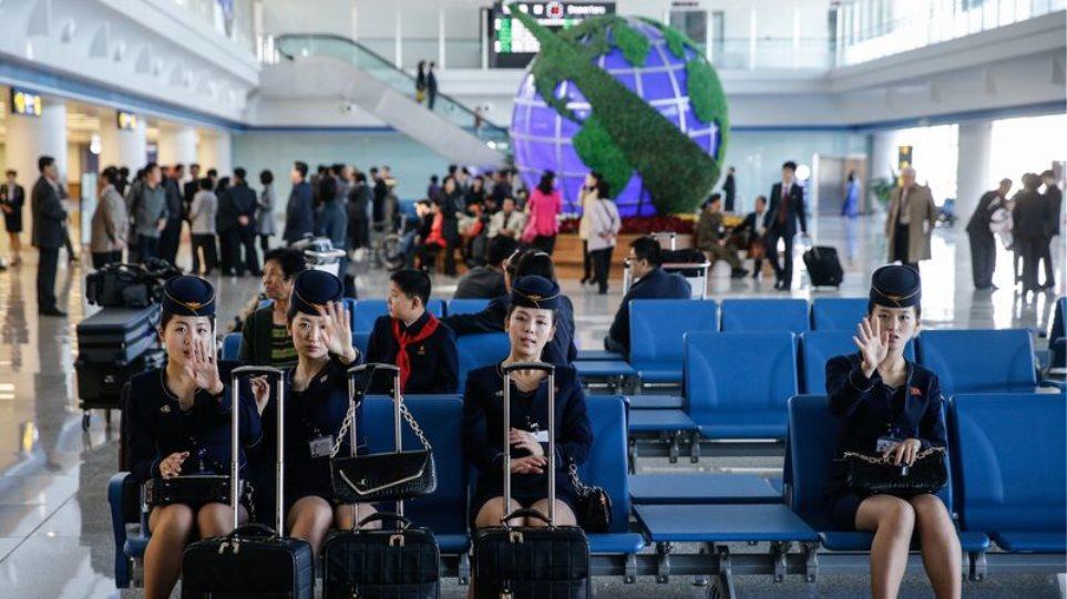 Βόρεια Κορέα: Αίτημα στον ΟΗΕ για αεροπορική σύνδεση με τη Νότια Κορέα