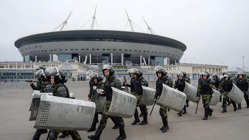 Οι τζιχαντιστές απειλούν με αιματοχυσία στο Παγκόσμιο Πρωτάθλημα Ποδοσφαίρου