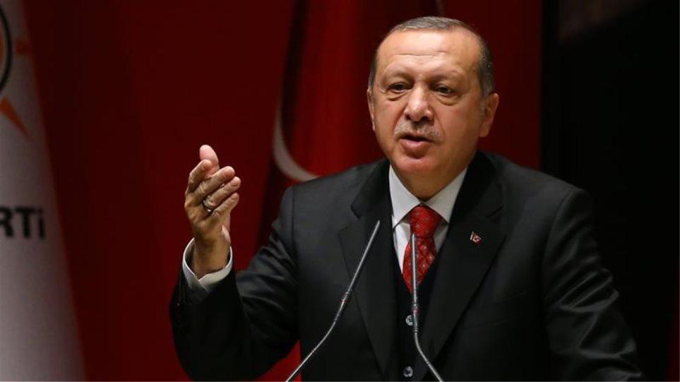 Ερντογάν: Δεν θα επιτρέψω στο Ισραήλ να «κλέψει» την Ιερουσαλήμ από τους Παλαιστίνιους