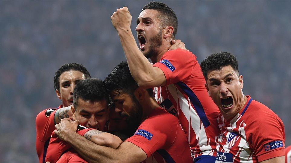 Μαρσέιγ-Ατλέτικο Μαδρίτης 0-3  Έστησε αψίδα θριάμβου μέσα στη Γαλλία! 63f15a7158a