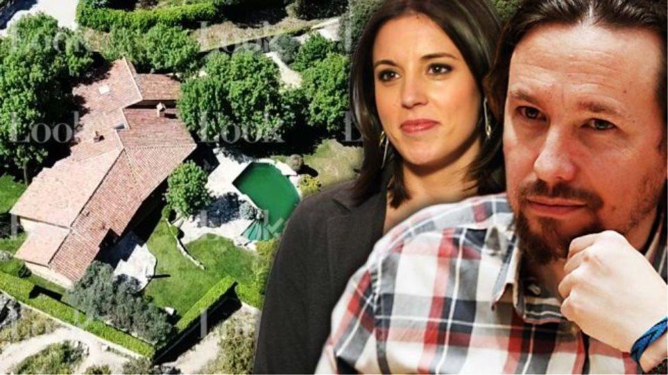 Igglesias_Montero_Podemos_villa