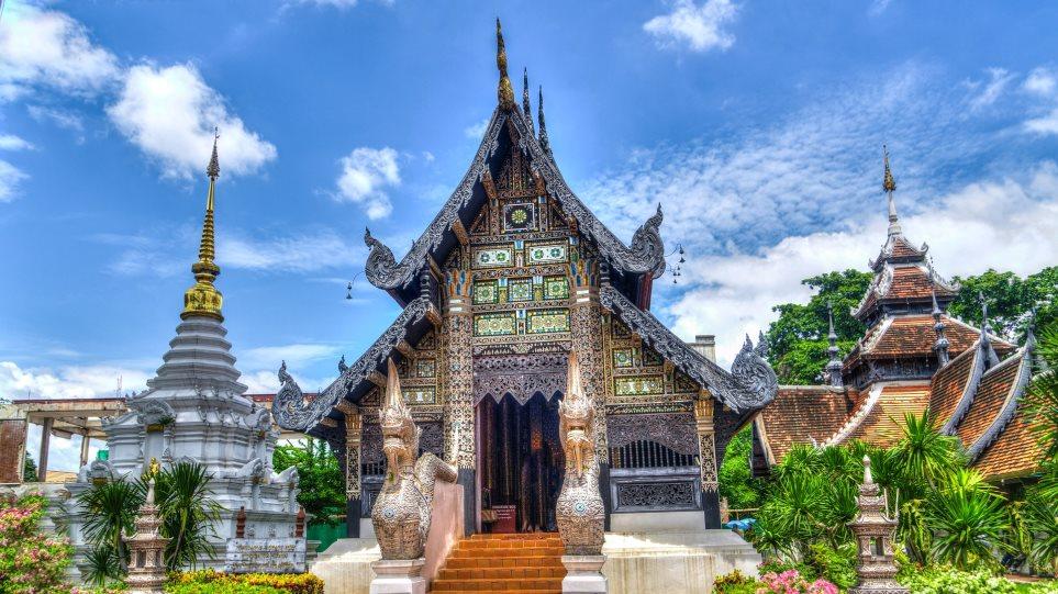 Αποτέλεσμα εικόνας για Βρετανικός τουρισμός: Πιο φτηνή η Ταϊλάνδη από τη Σαντορίνη τον Αύγουστο!
