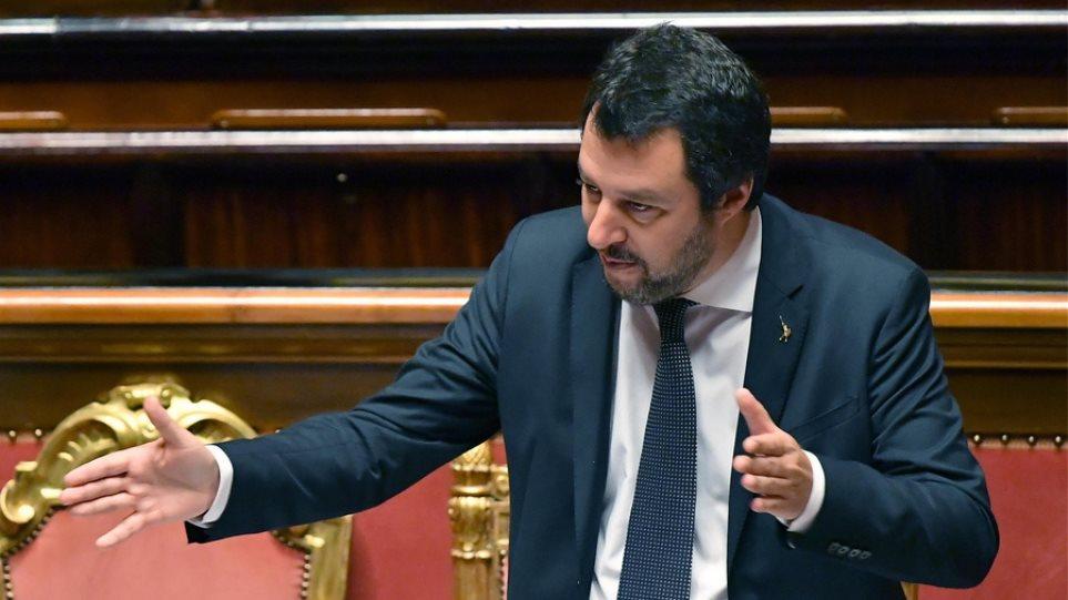 Σαλβίνι: «Αν η Γαλλία δεν ζητήσει συγγνώμη, να ακυρωθεί η συνάντηση Κόντε-Μακρόν»