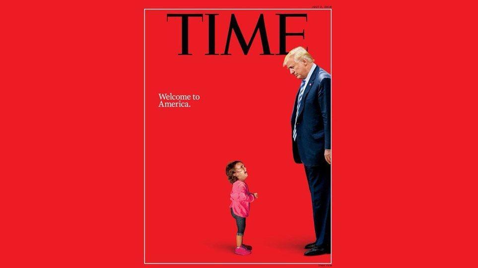 Αποτέλεσμα εικόνας για Το κοριτσάκι από την Ονδούρα που εμφανίζεται στο εξώφυλλο του Time δεν χωρίστηκε από τη μητέρα του στα αμερικανικά σύνορα, ισχυρίζεται ο πατέρας του
