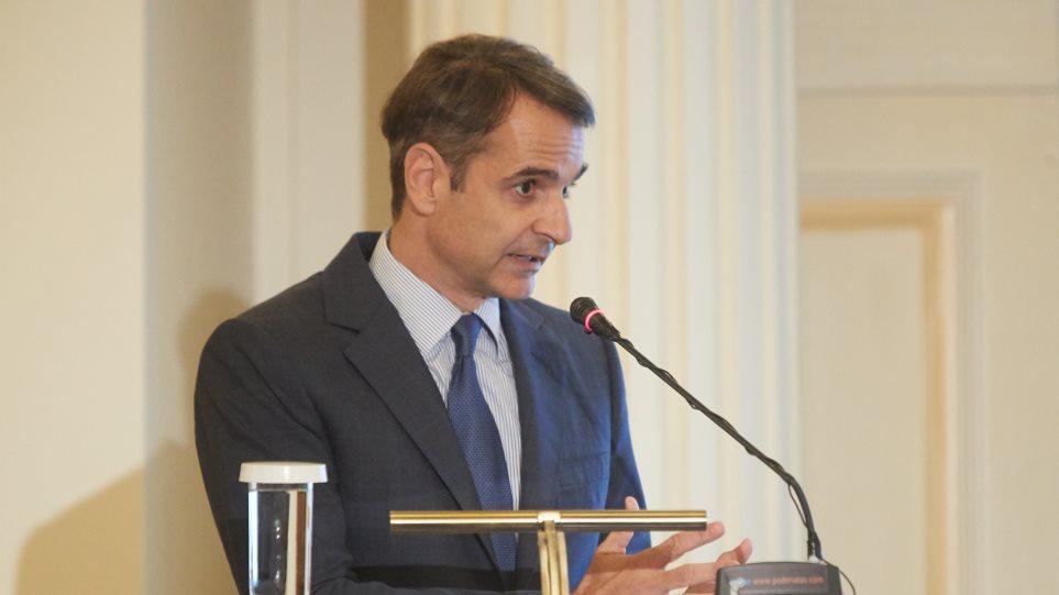 Μητσοτάκης: Ας ξεψηφίσει ο Τσίπρας τα μέτρα για συντάξεις και αφορολόγητο και εμείς θα τον στηρίξουμε