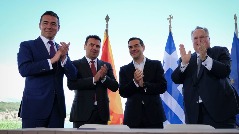 Η δήλωση Ζάεφ για «μακεδονικό στρατό» ισοπεδώνει την προπαγάνδα Τσίπρα-Κοτζιά