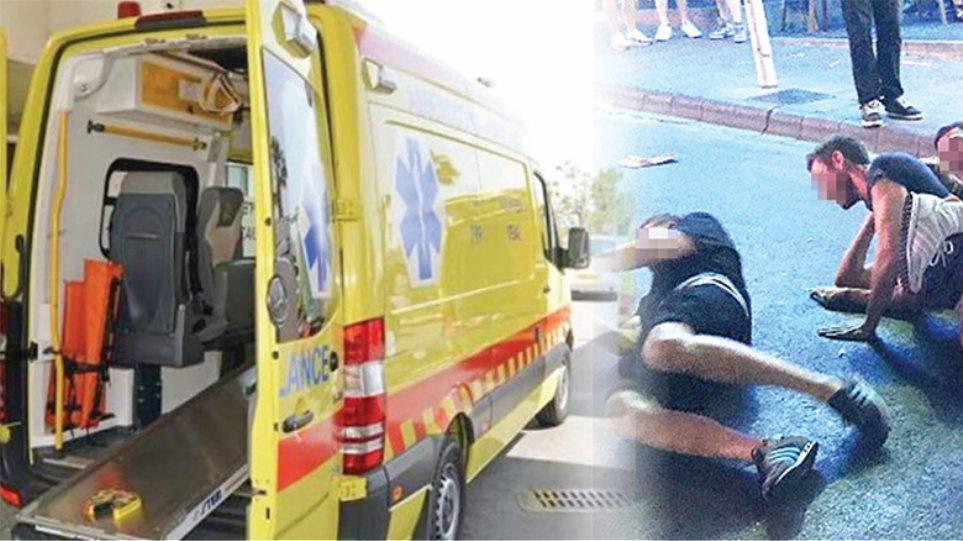 Ζάκυνθος: Μεθυσμένος τουρίστας χτύπησε γιατρό και προσπάθησε να κλέψει ασθενοφόρο