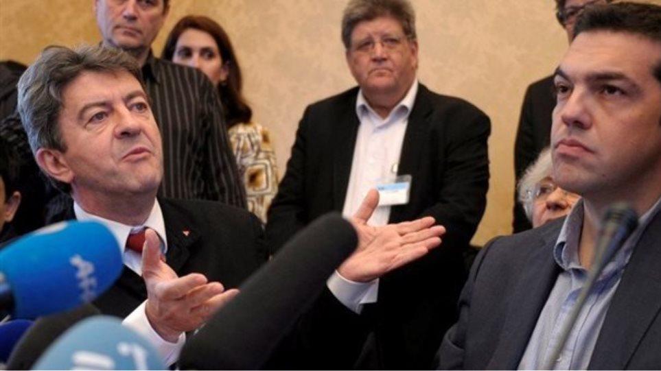 Απίστευτοι χαρακτηρισμοί Μελανσόν για Τσίπρα: Είναι από τις πιο ελεεινές πολιτικές προσωπικότητες της Ευρώπης