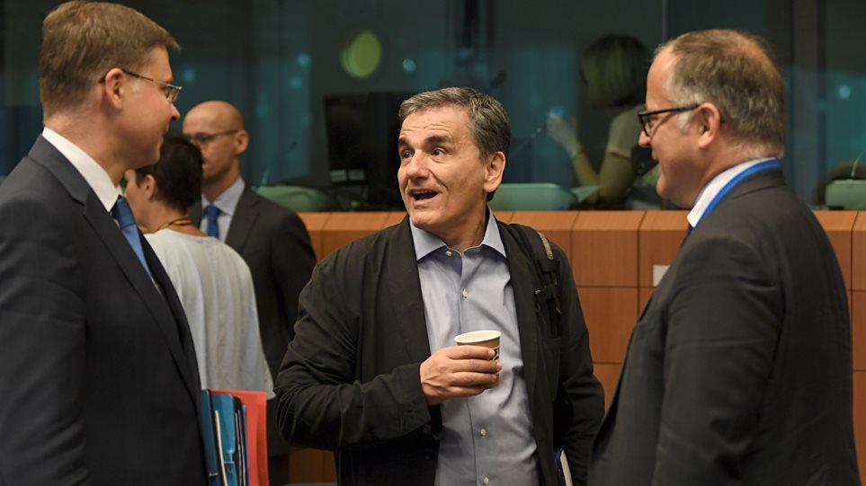 Σοκ στο Eurogroup: Η Γερμανία μπλόκαρε τη δόση των 15 δισ.€ για τον ΦΠΑ στα νησιά - «Πάγος» και για τις συντάξεις