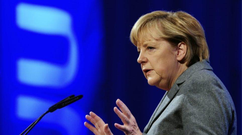 Μέρκελ: Οι χώρες μέλη είχαν «μια πολύ σοβαρή συζήτηση» για την κατανομή των βαρών