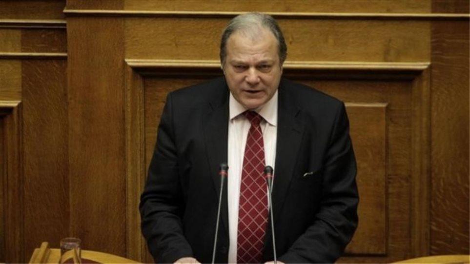 Κατσίκης κατά ΣΥΡΙΖΑ: «Η απλή αναλογική είναι ιδεοληπτική, θα καταψηφίσω»