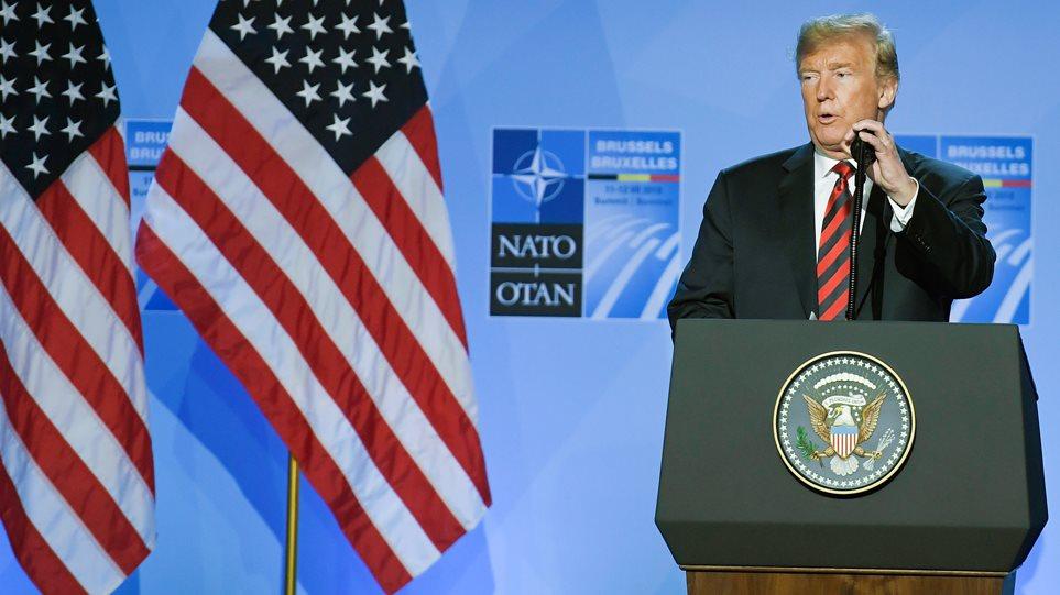 Ηγέτες για Τραμπ : Σοβαρή η συζήτηση, δεν απείλησε