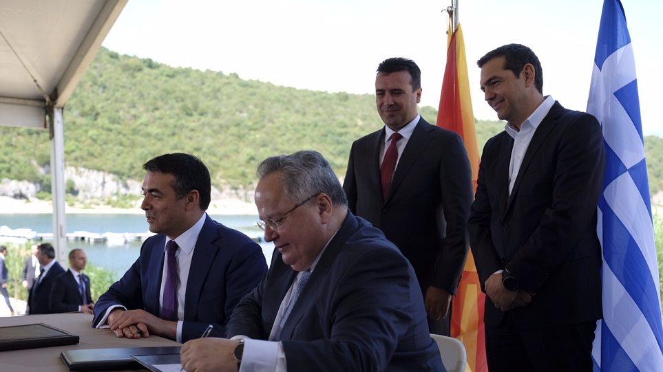 Τρεις καλλιτέχνες διαψεύδουν ότι υπέγραψαν υπέρ της συμφωνίας των Πρεσπών