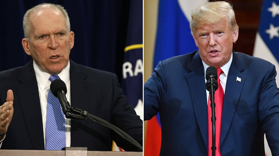 Σκληρό «ροκ» στις ΗΠΑ: Για εσχάτη προδοσία κατηγορούν τον Τραμπ