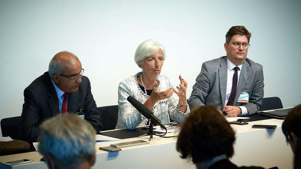«Πάγο» στην επαναφορά των συλλογικών διαπραγματεύσεων βάζει το ΔΝΤ