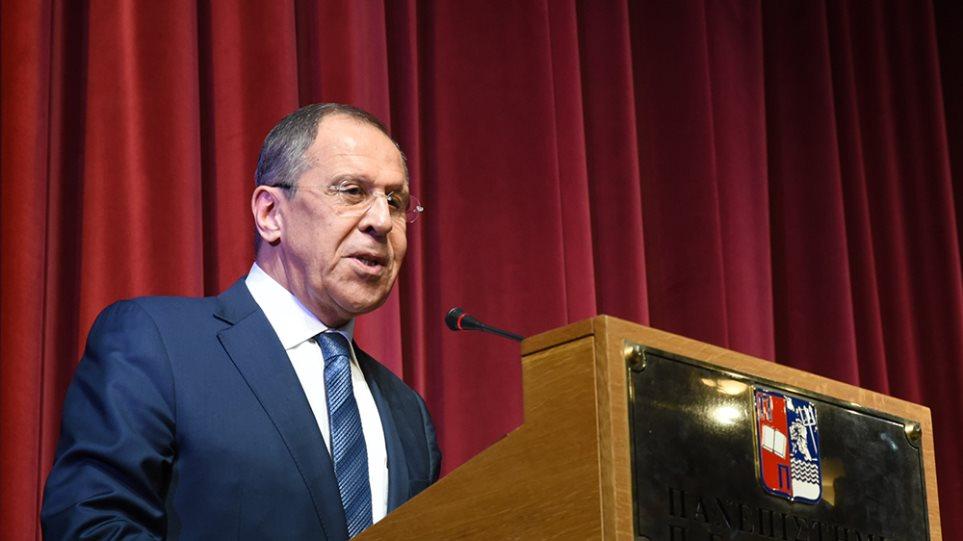 Αναβάλλεται η επίσκεψη Λαβρόφ στην Ελλάδα: Στον «πάγο» οι ελληνορωσικές διπλωματικές σχέσεις: