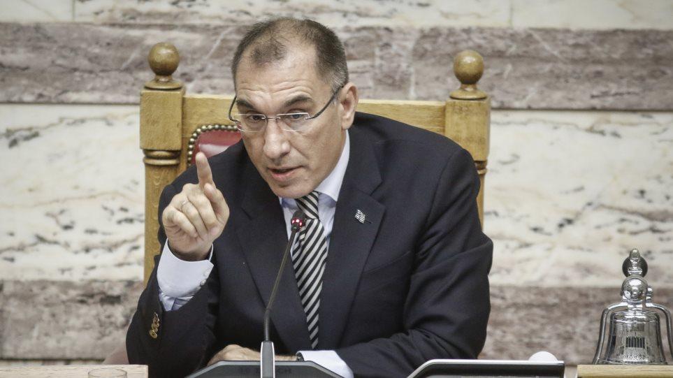 Δημήτρης Καμμένος στον ΘΕΜΑ 104,6: Αφαντος ο γενικός γραμματέας Πολιτικής Προστασίας - Δεν υπήρχε συντονισμός