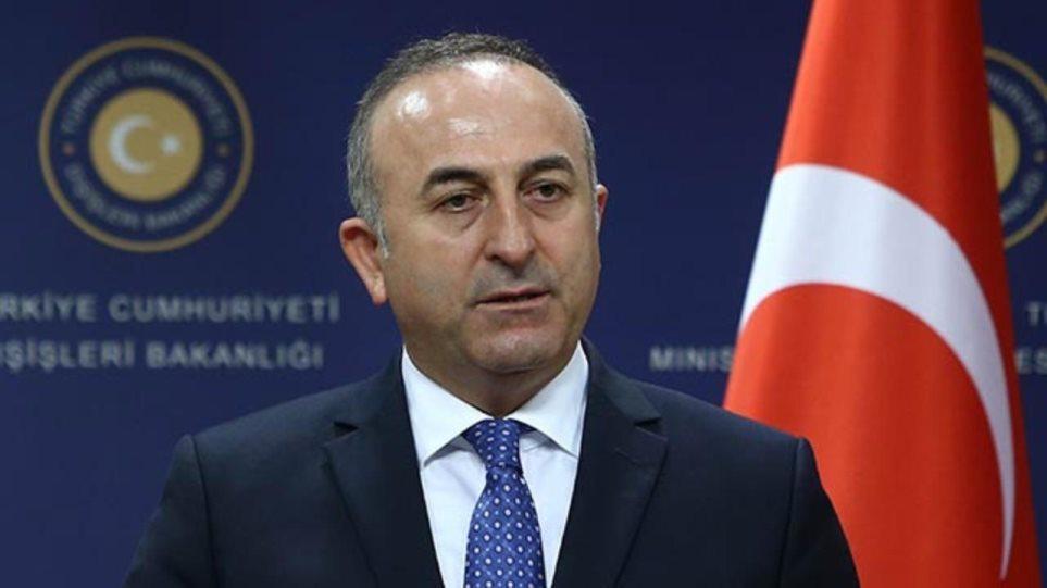 Τσαβούσογλου σε Πομπέο: Η Τουρκία δεν θα υποκύψει στις απειλές κανενός