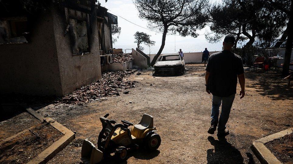 Η Ελλάδα ζήτησε βοήθεια από την ΕΤΕπ για την αποκατάσταση των πυρόπληκτων περιοχών