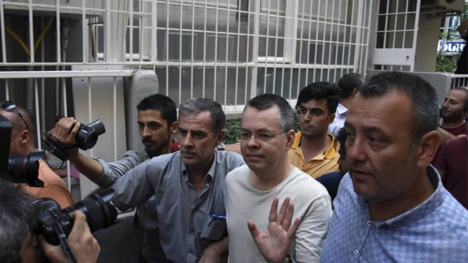 Μετωπική ΗΠΑ-Τουρκίας: Κυρώσεις κατά Αμερικανών υπουργών προανήγγειλε η Άγκυρα