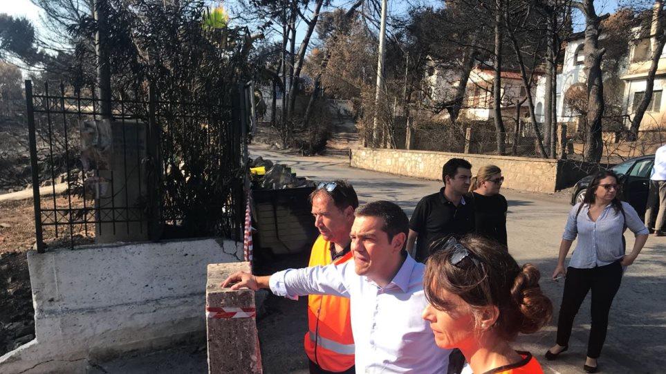 Γερμανικά ΜΜΕ: Οι Έλληνες δεν ανέχονται άλλον τον Τσίπρα μετά τη φωτιά στο Μάτι
