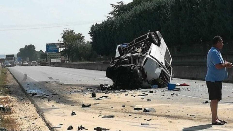 Ιταλία: Τροχαίο με 11 νεκρούς έξω από τη Φότζια