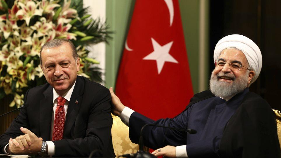 Τουρκία: Εμείς θα συνεχίσουμε κανονικά εμπόριο με το Ιράν παρά τις ...