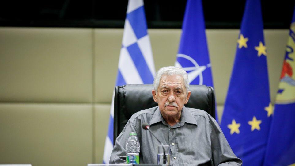 Δεν παίρνει πίσω ο Κουβέλης τη δήλωση για τη σύνδεση της τραγωδίας στο Μάτι με την έξοδο από τα Μνημόνια