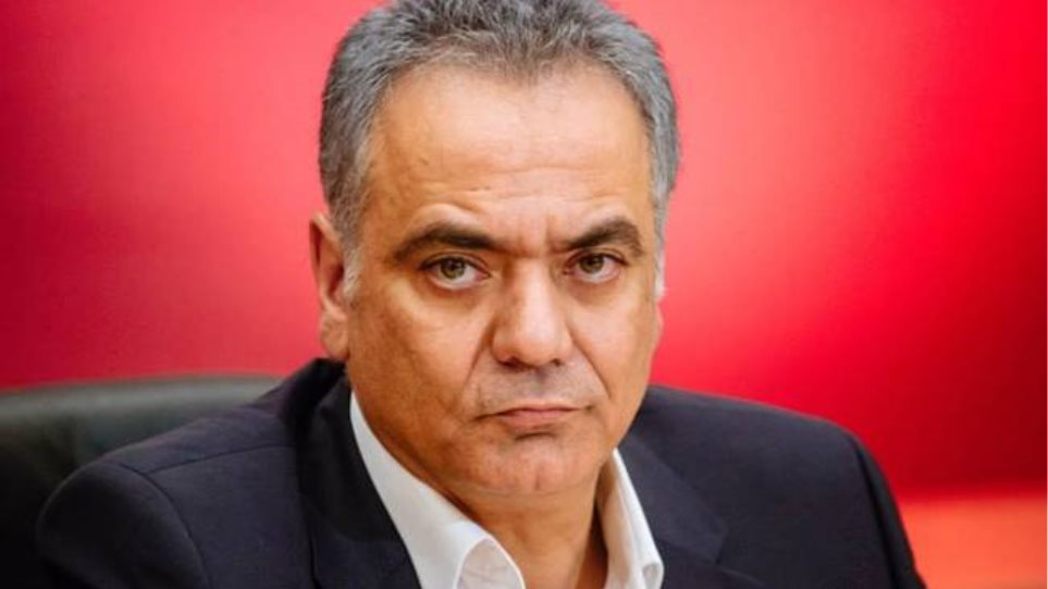 Νέος γραμματέας του ΣΥΡΙΖΑ ο Σκουρλέτης - Πήρε 126 ψήφους, 18 λευκά