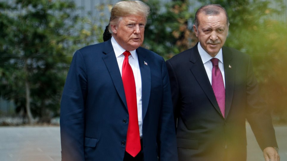 Επιμένει να απειλεί τις ΗΠΑ ο Ερντογάν: Σταματήστε πριν να είναι αργά, έχουμε εναλλακτικές