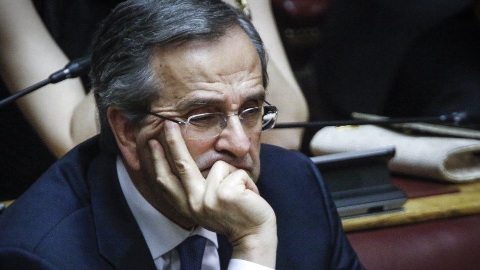 Σκληρή δήλωση Σαμαρά: Ως εδώ η χυδαιότητα του ΣΥΡΙΖΑ - «Δολοφονούν» ένα παιδί για να χτυπήσουν εμένα