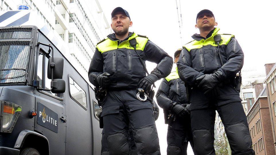 Ολλανδία: Άντρας προσπάθησε να κάψει το τουρκικό προξενείο στο Άμστερνταμ