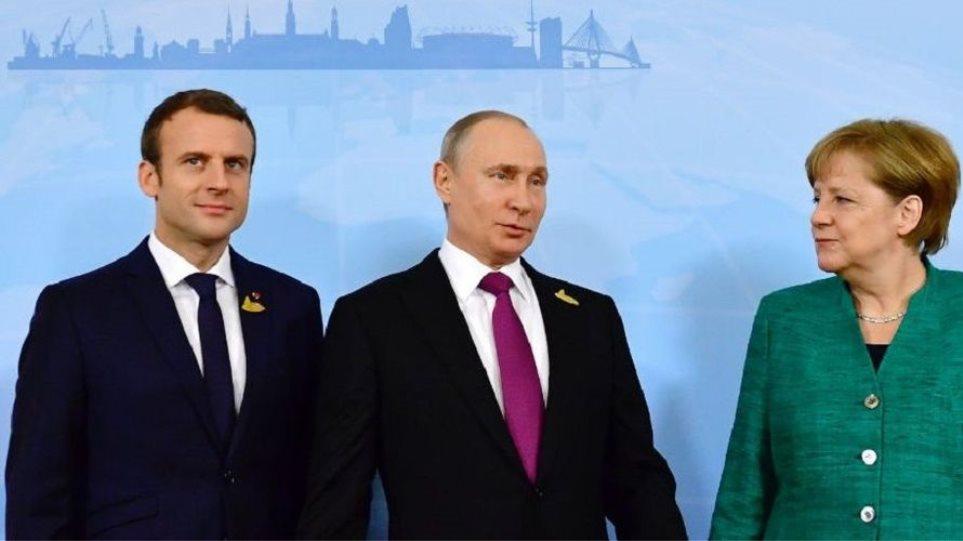 «Πάγωσε» η τετραμερής σύνοδος κορυφής Τουρκίας-Ρωσίας-Γαλλίας-Γερμανίας για τη Συρία