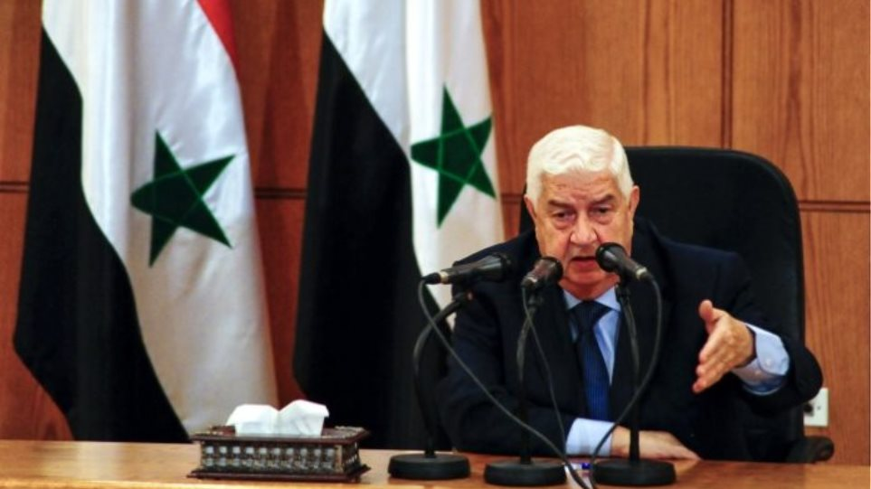 ΥΠΕΞ Συρίας: Το Ισκεντερούν είναι δικό μας και θα επιστρέψει σε μας