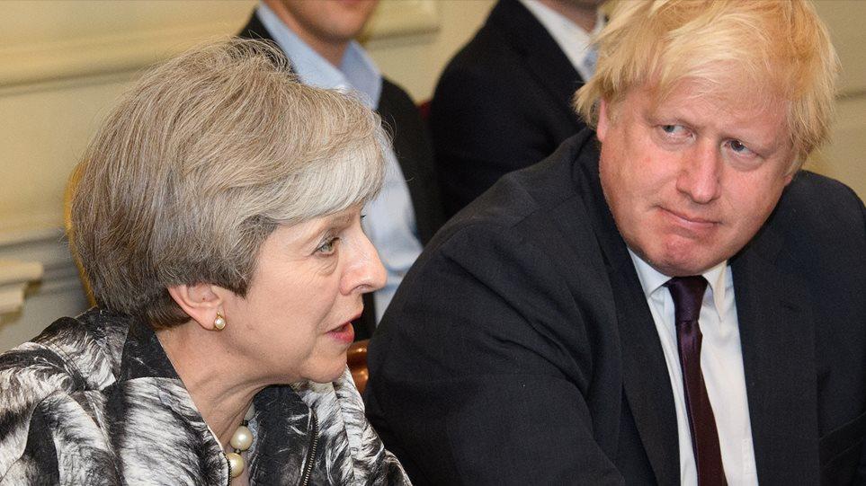 Βρετανία: Σχέδιο ανατροπής της Τερέζα Μέι από τον Μπόρις Τζόνσον αποκαλύπτουν τα ΜΜΕ!
