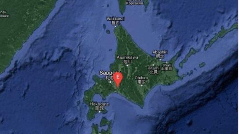 Σεισμός μεγέθους 6,7 Ρίχτερ στην Ιαπωνία - Αναφορές για θύματα και σπίτια που έχουν καταρρεύσει