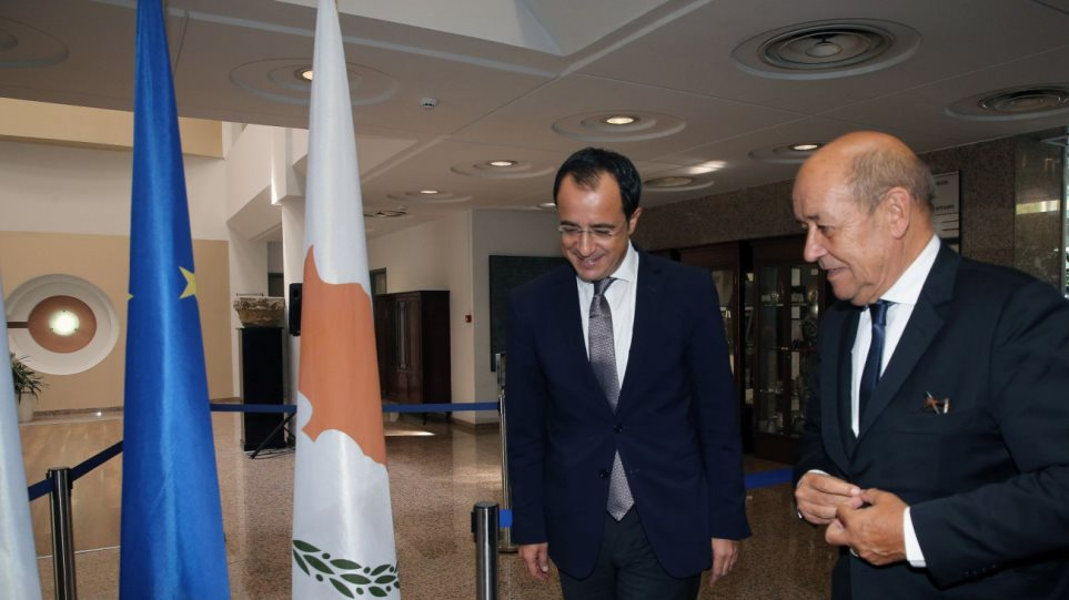 Κοινή ατζέντα Κύπρου - Γαλλίας σε Ενέργεια, Άμυνα, Μεταναστευτικό