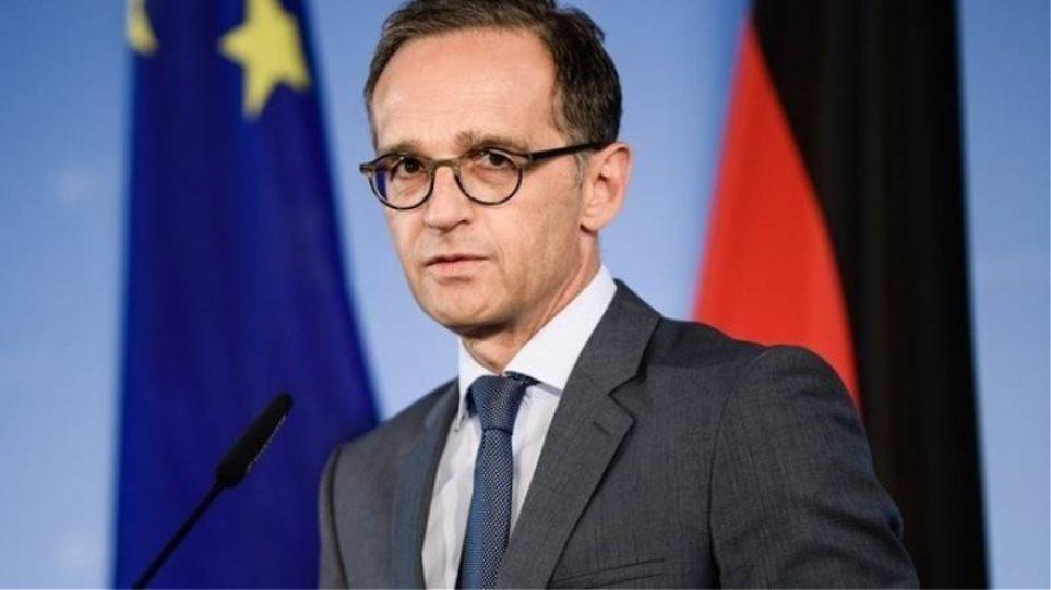 Γερμανός ΥΠΕΞ: Η πορεία της Τουρκίας στην ΕΕ συνδέεται με τη λύση του Κυπριακού
