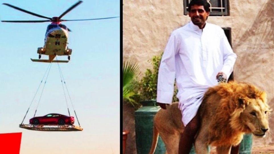 Αυτά τα απίστευτα πράγματα συμβαίνουν μόνο στο Ντουμπάι 4fb01c19833