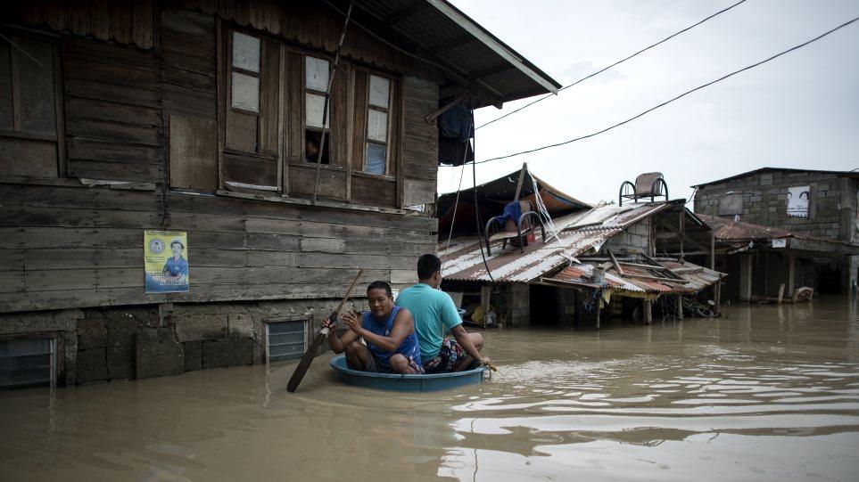 Φιλιππίνες: Καταστροφικό το πέρασμα του σούπερ τυφώνα Mangkhut - 59 νεκροί
