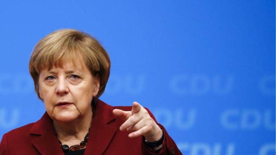 Δημοσκόπηση-κόλαφος για τη Μέρκελ: Πρώτη δύναμη οι ευρωσκεπτικιστές «AfD» στην ανατολική Γερμανία