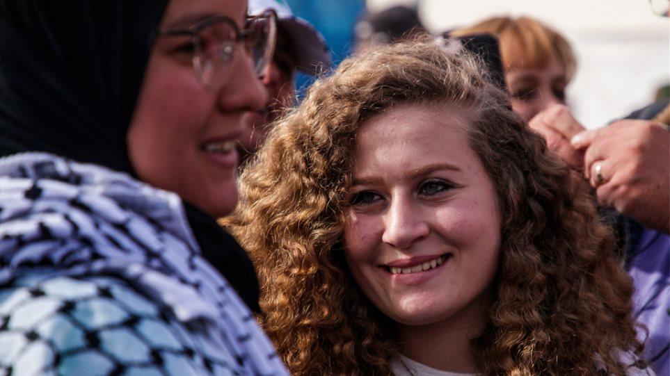 Άχεντ Ταμίμι: «Η αντίσταση συνεχίζεται»
