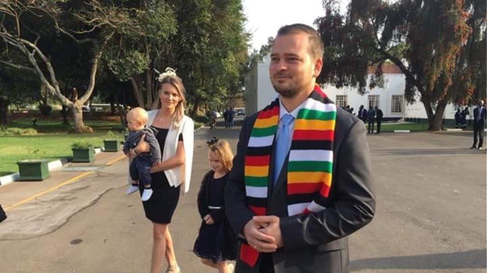 Ζιμπάμπουε ραντεβού με φίλους
