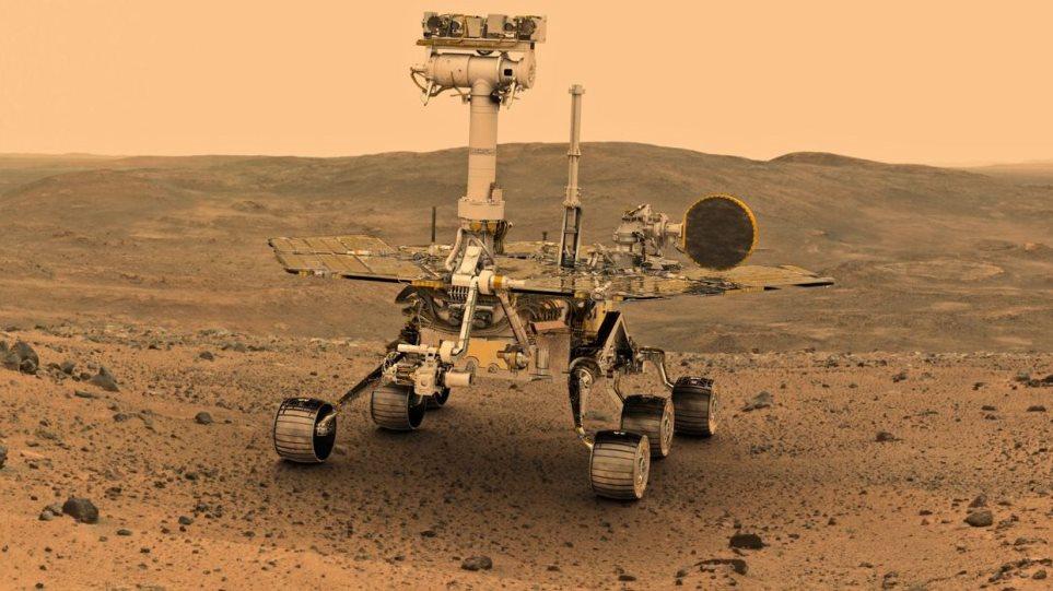 nasa-rover