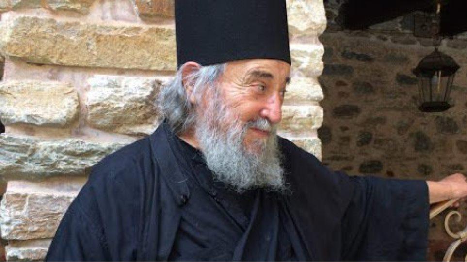 Εκοιμήθη ο Γέρων Γρηγόριος, καθηγούμενος της Μονής Δοχειαρίου του Αγίου  Όρους