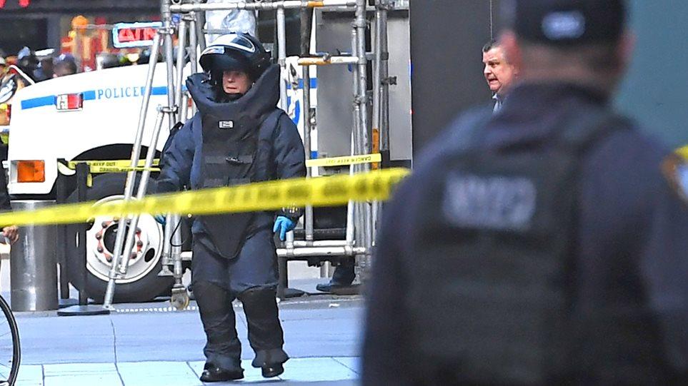 Τρομο-μπαράζ στις ΗΠΑ: Τουλάχιστον επτά εκρηκτικοί μηχανισμοί σε Κλίντον, Ομπάμα και MME