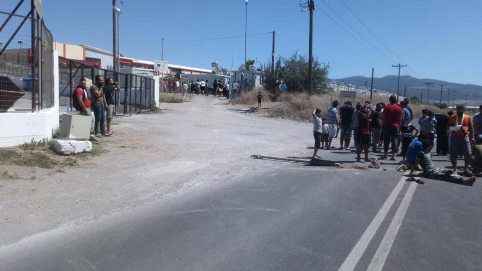 Κορωνοϊος : Υγειονομική βόμβα τo Hot Spot της Θήβας - 4 νέα κρούσματα
