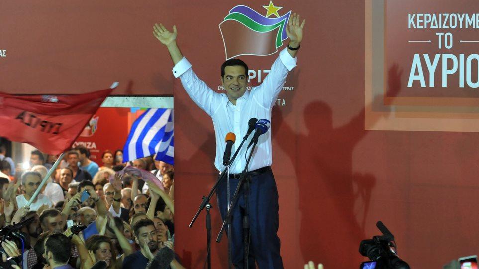 Handelsblatt: Πανάκριβο λάθος του Τσίπρα η ατάκα... «Εμείς θα βαράμε το νταούλι και οι αγορές θα χορεύουν»