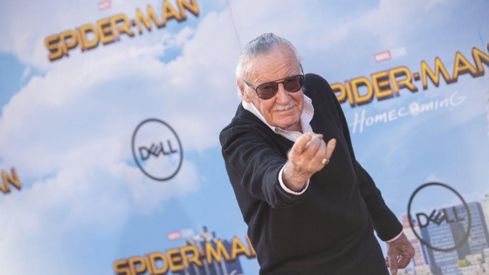 «Έφυγε» ο θρύλος της Marvel και «πατέρας» του Spider Man Σταν Λι dde531f6549